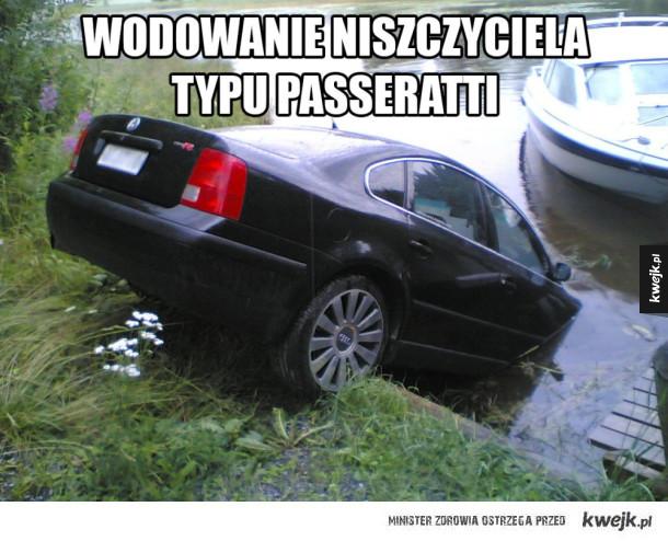 Niszczyciel Passeratti
