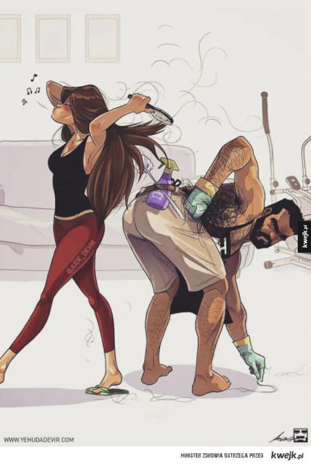 Życie w długoterminowym związku, według Yehudy Devira
