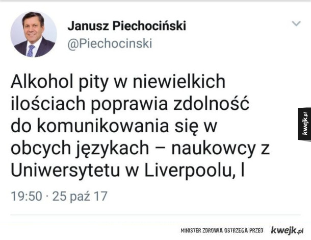 Janusz Piechociński mówi jak jest