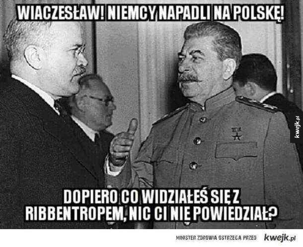 Zmartwiony Stalin