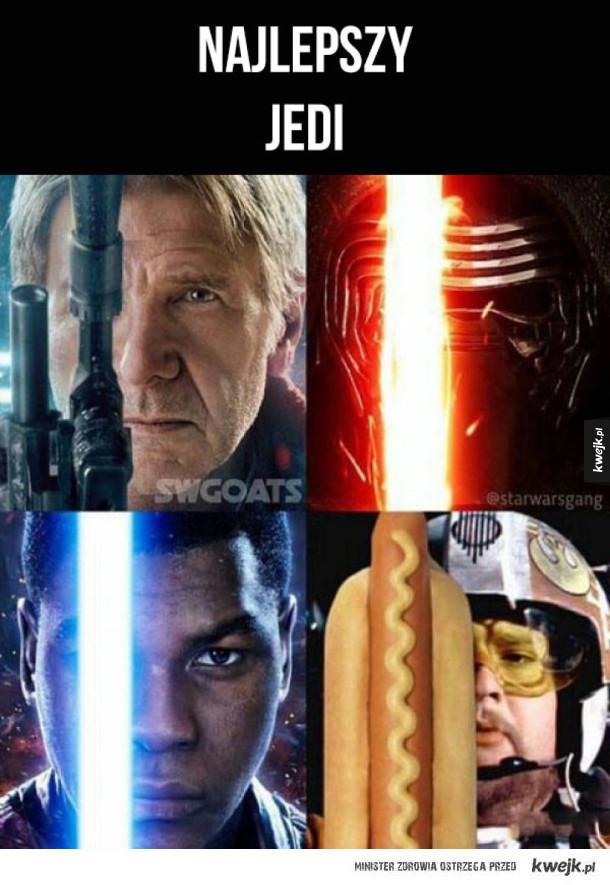 Najlepszy Jedi
