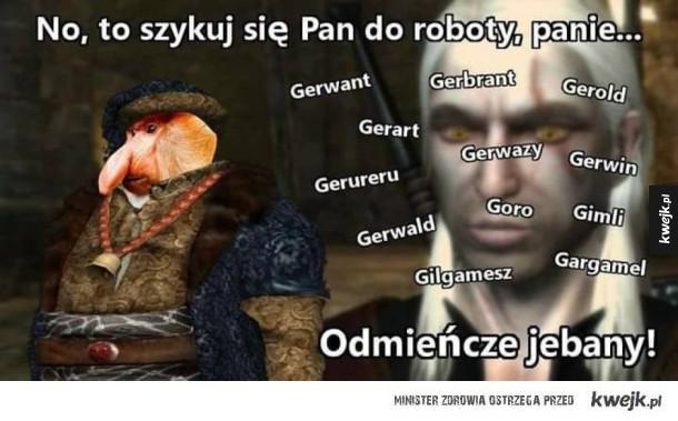 Panie Żerard