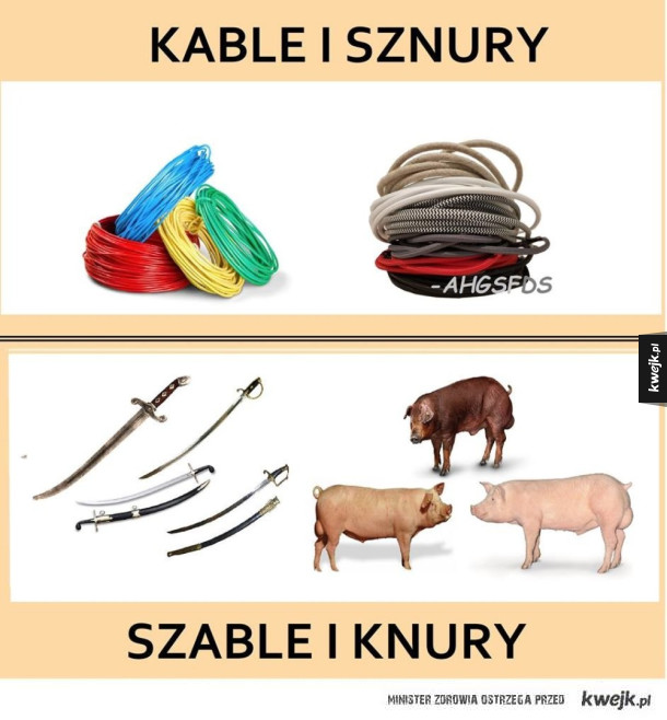 Kable i sznury