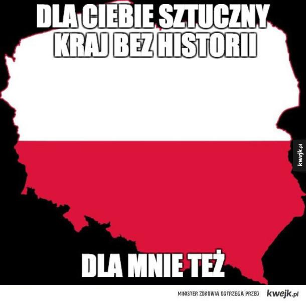 Kraj bez historii