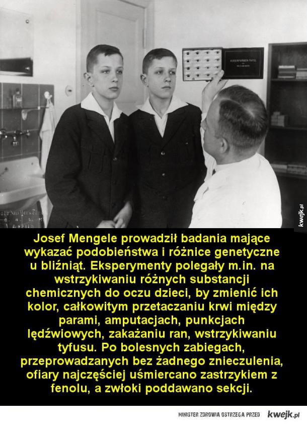 Najbardziej przerażające nazistowskie eksperymenty medyczne