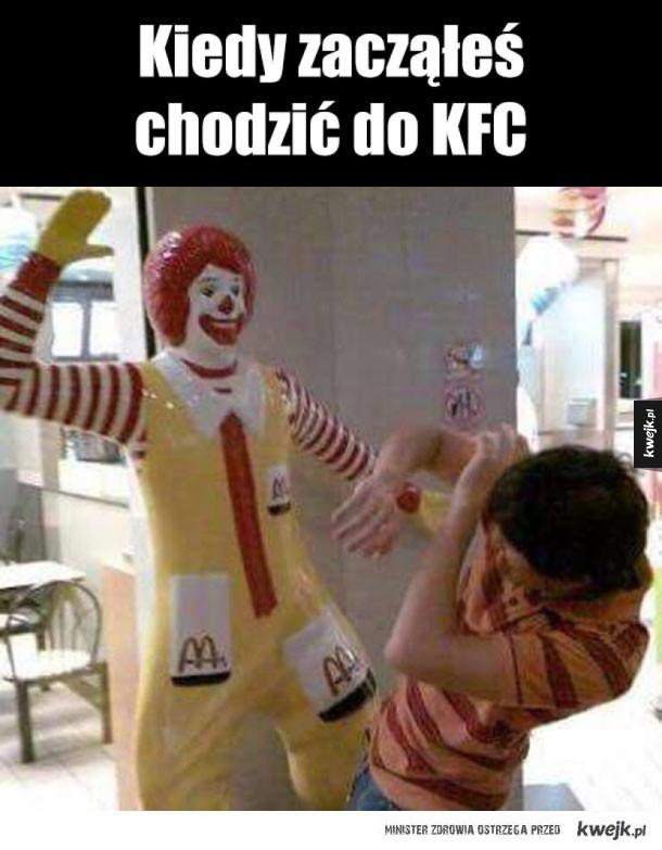Wściekły McDonald's