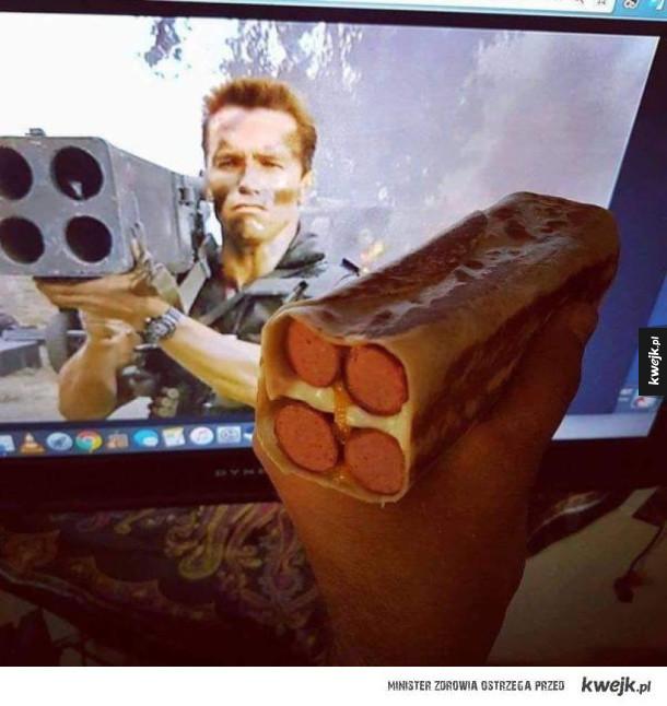 Jaki Komando taka broń