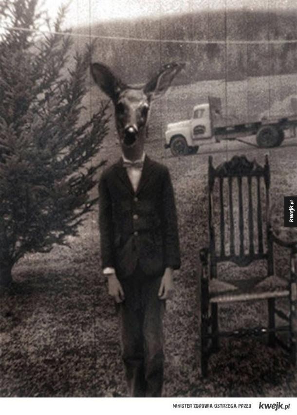 Galeria najdziwniejszych starych zdjęć znalezionych w Internecie