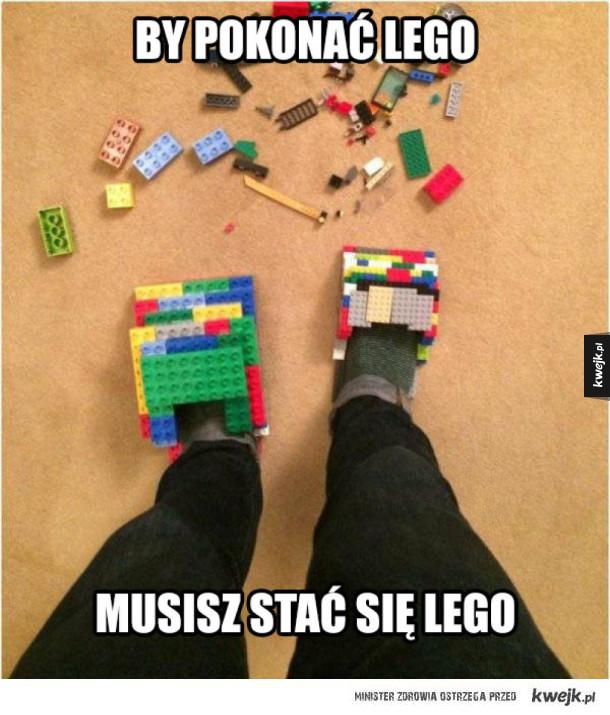 Śmieszki z LEGO
