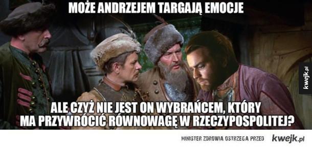 Wybraniec Andrzej Kmicic