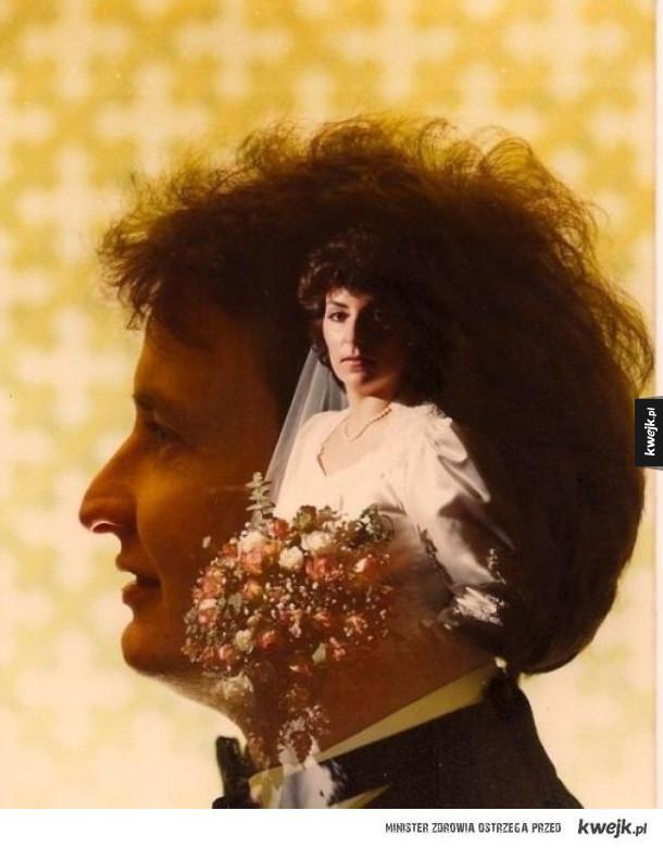 Najgorsze zdjęcia ślubne w dziejach