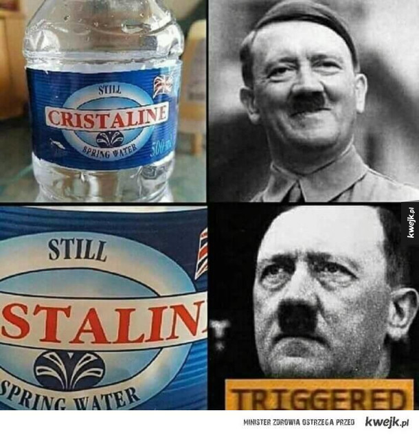 Adolf triggered