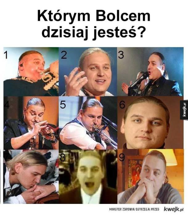 Którym jesteś?