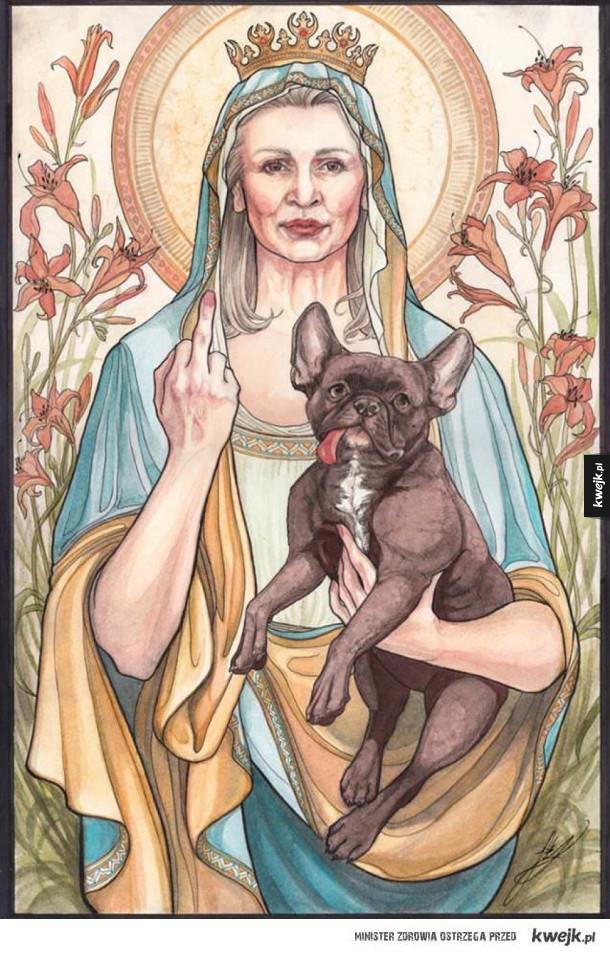 Matka Boska Star łorsowa