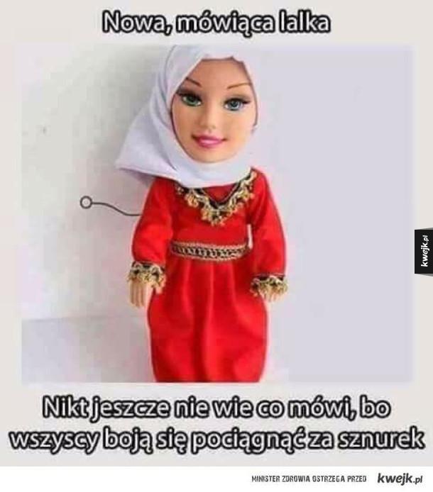 Gadająca lalka