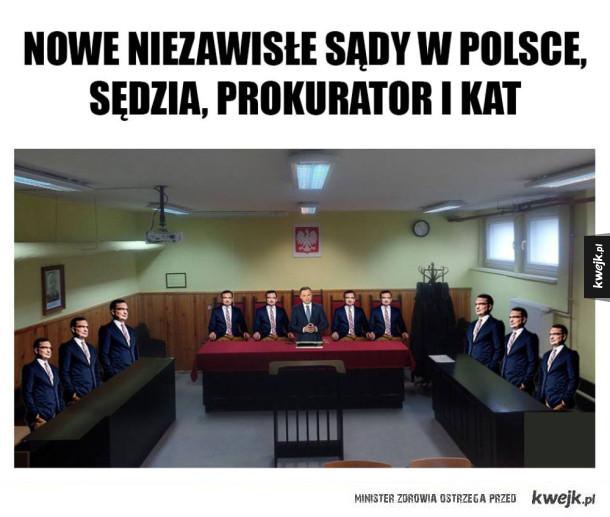 Reforma sądownictwa