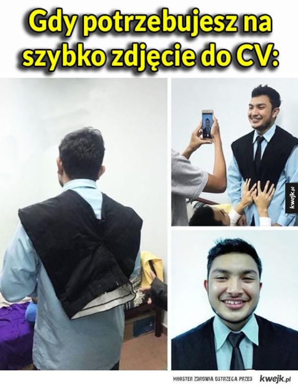 Foty do CV