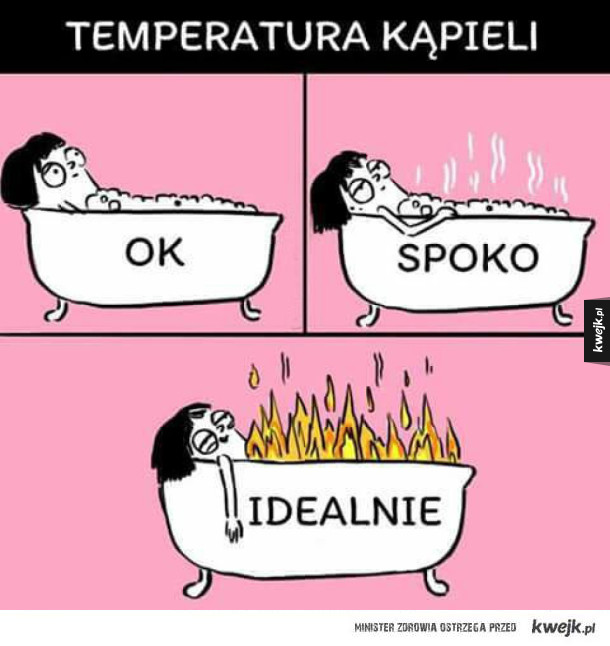 Idealna temperatura