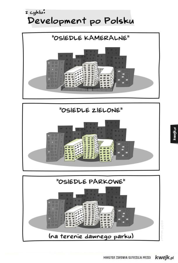 Polski development