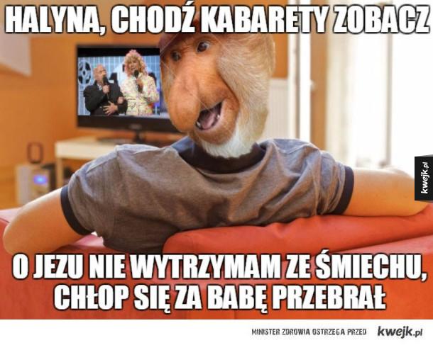 Polskie kabarety