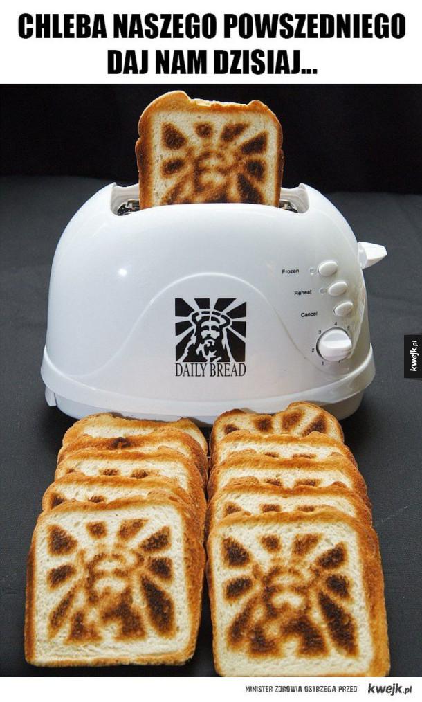 Boski chleb