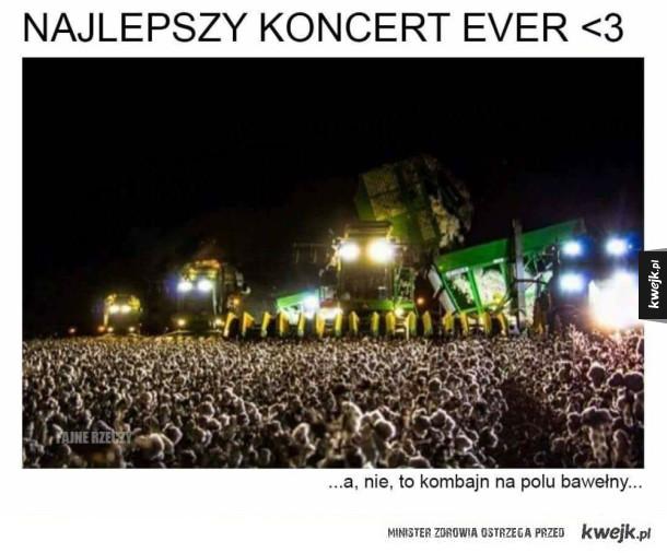 Najlepszy koncert