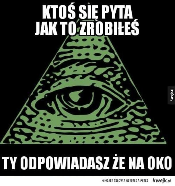 Na oko
