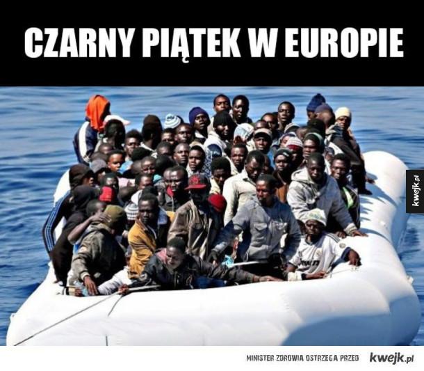 Promocja w Europie