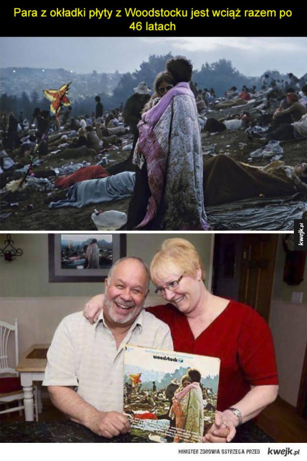 Zdjęcia, które pokazują, że miłość czasem jednak bywa wieczna