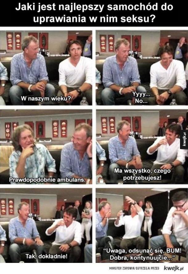 Śmieszki z Top Gear