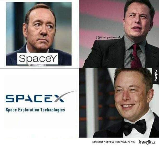Elon Musk wie co dobre