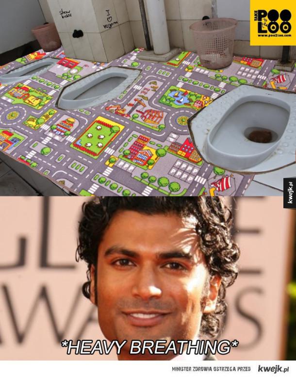 Wymarzona toaleta