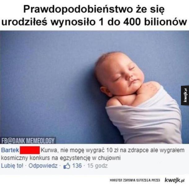 Prawdopodobieństwo narodzin
