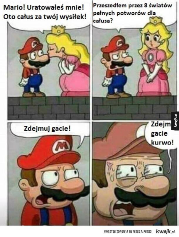 Nagroda dla Mario