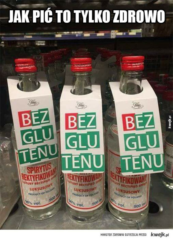 Zdrowe picie