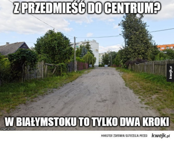 Białystok xD