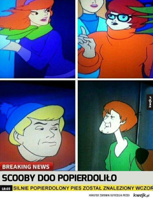 Niedobre rzeczy dzieją się z tą kreskówką