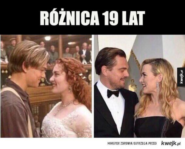 Kate Winslet i Leonardo DiCaprio