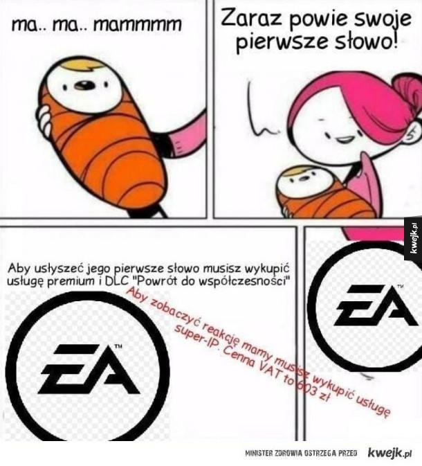 Narodziny EA Games