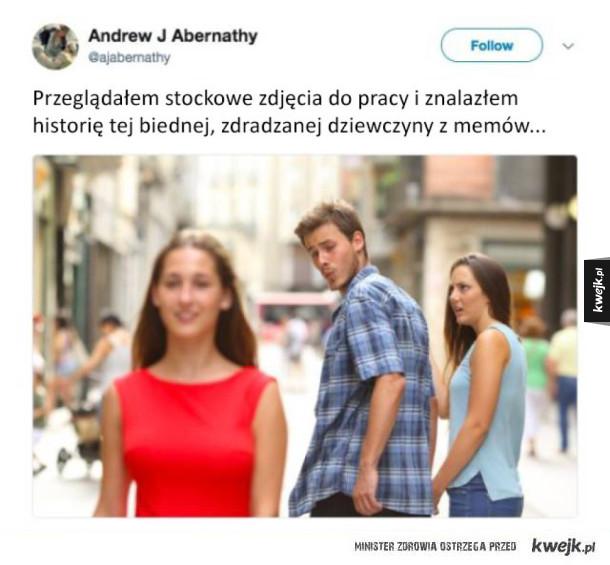 Internauta rozgryzł zagadkę znanego mema