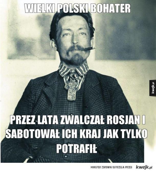 Wielki Polak patriota
