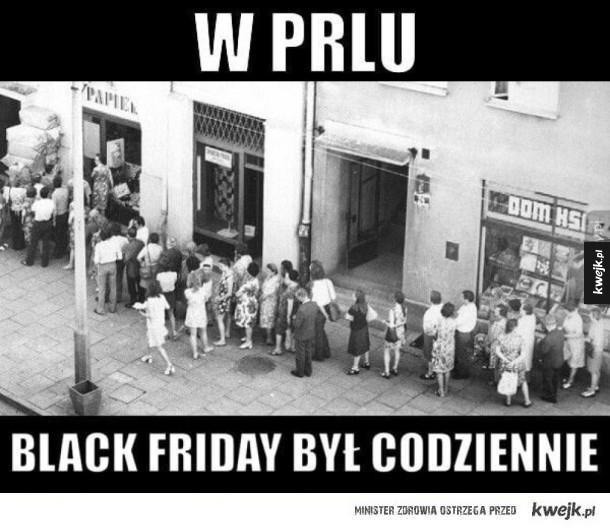 black friday w prlu