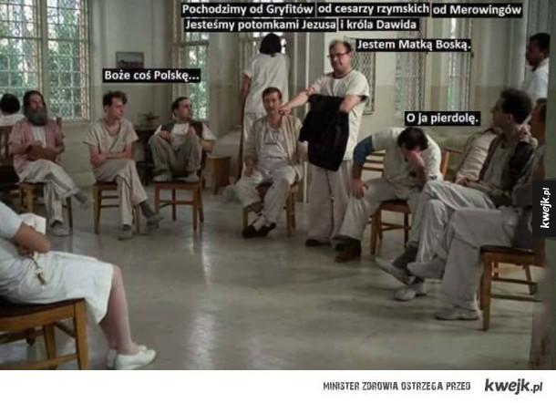 W psychiatryku