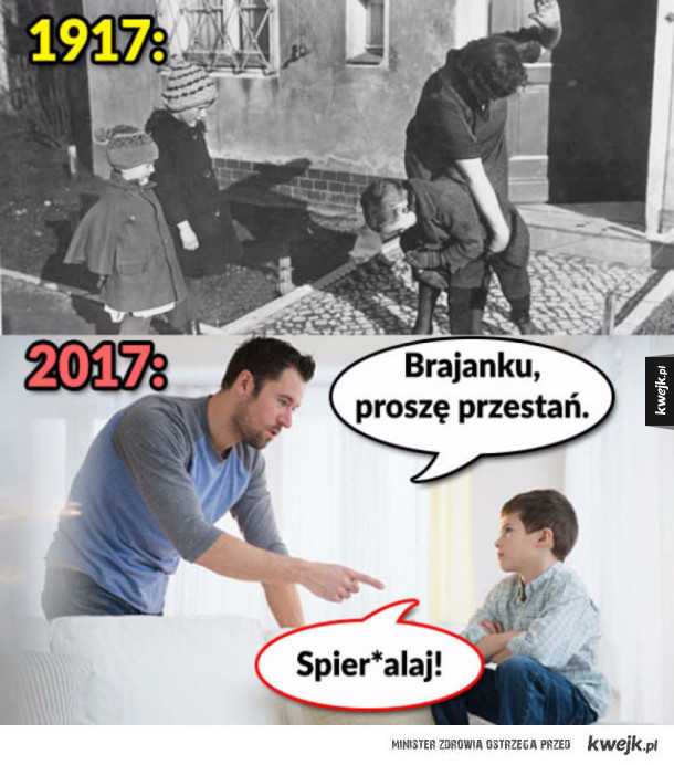 Ewolucja wychowania