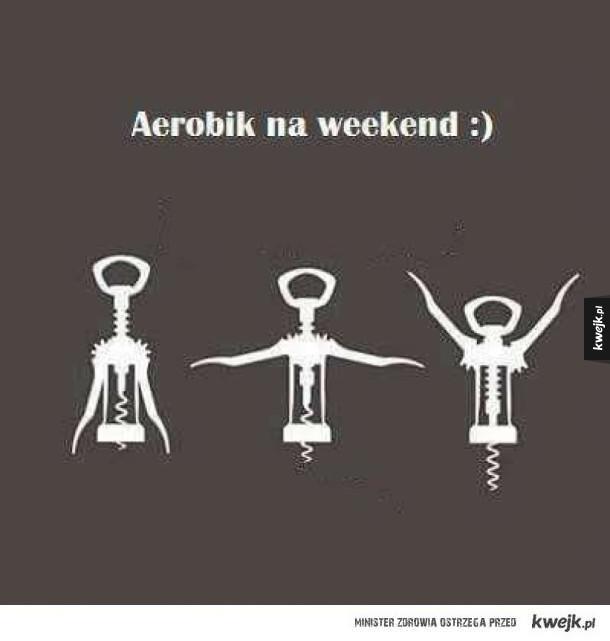 Weekendowe ćwiczenia