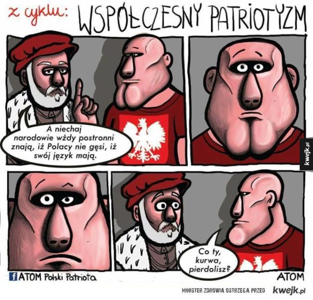Współczesny patriotyzm