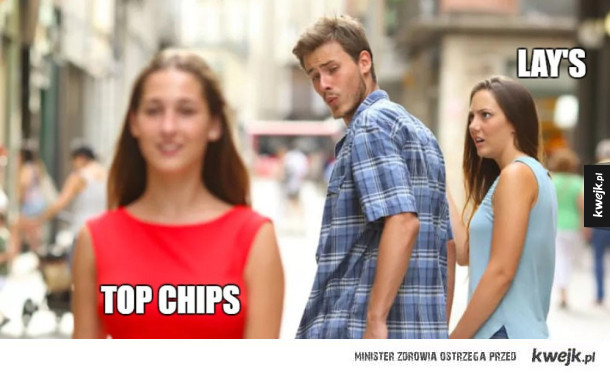 Najlepsze chipsy