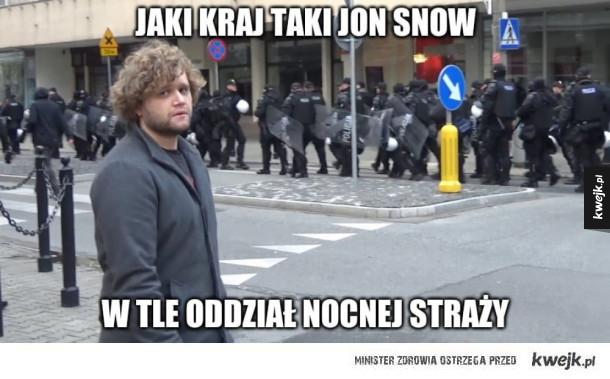 Polski Jon Snow