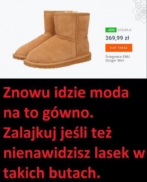 Już niedługo - nowa moda
