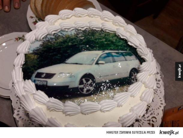 Janusz miał urodziny